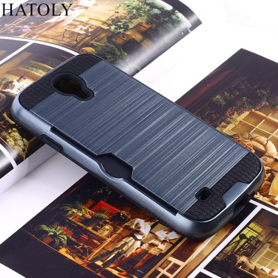 For Case Samsung Galaxy S4 Cover Rubber Hard Phone Case for Samsung Galaxy S4 Case for Samsung S4 Bag i9500 i337 i545 M919