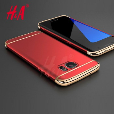 Designer Luxury Electroplating Phone Cases For Samsung Galaxy S7 S7 Edge Case Full Coverage Case For Samsung Galaxy S7 edge Cover