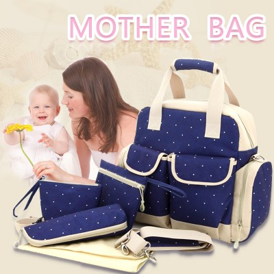 Fashion Diaper Bags Organizer Mother Bag Multifunctional Nappy Bag Handbag Waterproof Mamas Baby Bolsos Baby Diaper Mummy Bag
