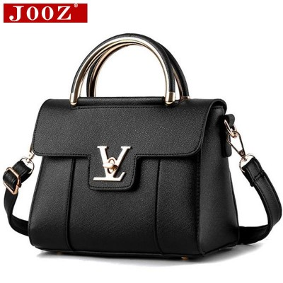 JOOZ Designers women handbag soft leather tote shoulder bag Rotation lock messenger Bags handbags Women famous brands Sac A Main