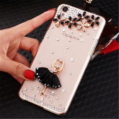 Luxury Rhinestones Phone case For OPPO R9 R7 R7S R9Plus A59 A53 A51T A37 A35 A33 A31T A30 Fashion Diamond Phone Cases