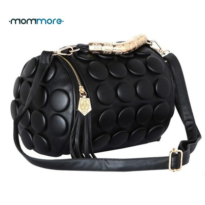 mommore 2019 Famous Women Messenger Bags Designed  Women Pu Lwather Handbags Women Casual Shoulder Tote Bag