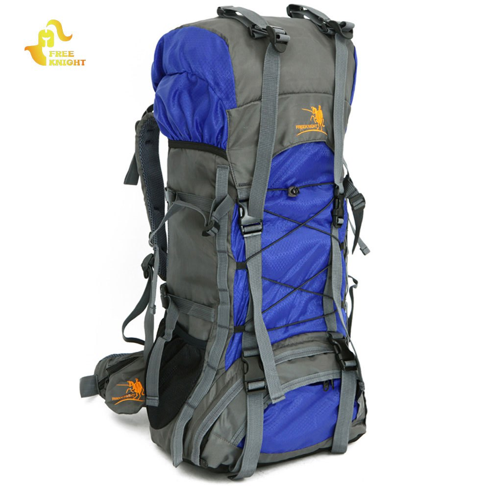 091a78265 Free Knight 60L Waterproof Durable Outdoor Climbing Backpack Bag ...