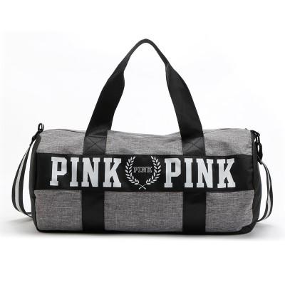 bolsos mujer Fashion women shoulder bag &messenger bags Girl Pink VS Secret packets traveling bags pouch size 50cm*24cm