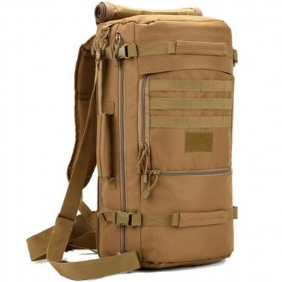 Hot Sale 17 Laptop Bag 50L Military Army Backpack Camouflage Pack Men High Quality School Bag 2019