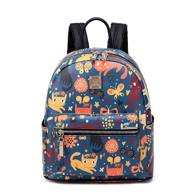 2019 Brand Designers Mini Backpack Women's PU Leather Backpack School Bags Girl Travel Backpack Small Chest Pack Bag Schoolbags