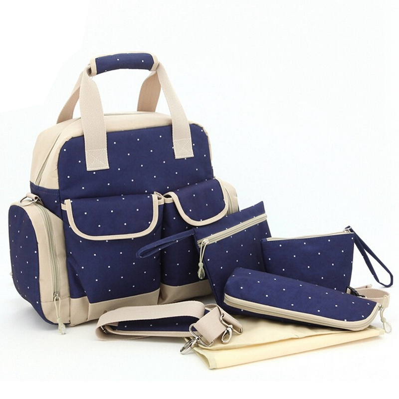 Nappy Mummy Changing Maternity Baby Bag Large Backpack Diaper Multifunctional Baby Changing & Nappies