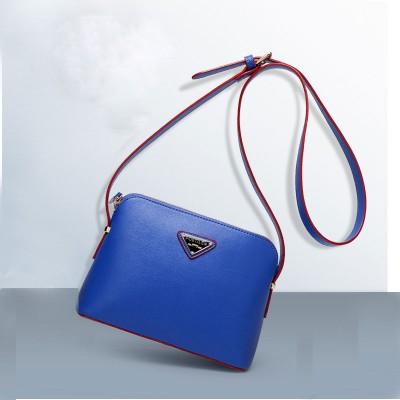 2019 new fashion women messenger bags High quality woman PU leather shell bag European and American Style handbag Crossbody Bag