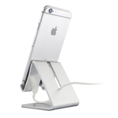 Universal Mobile Phone Tablet Desk Holder Stand for iPhone 7 / 7 Plus 6s 6 5s 5 Cellphone for Kindle Ebook