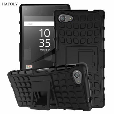 For Cover Sony Xperia Z5 Compact Case E5823 E5803 Hard Silicone Case For Sony Xperia Z5 Compact Cover for Sony Z5 Compact Bag