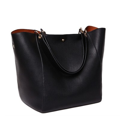2019 Women Handbag Famous Brand Shoulder Bags Solid Designer Handbags High Quality Ladies Hand Bags Women Tote Big Female Bag