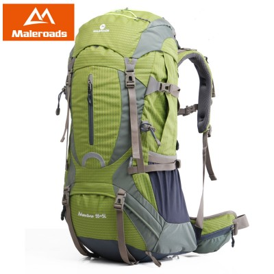 lightweight hiking backpack best day hiking backpack High quality Professional Mountaineering climb backpack Trekking pack camp equipment hike gear 50L 60L for men women waterproof hiking backpack