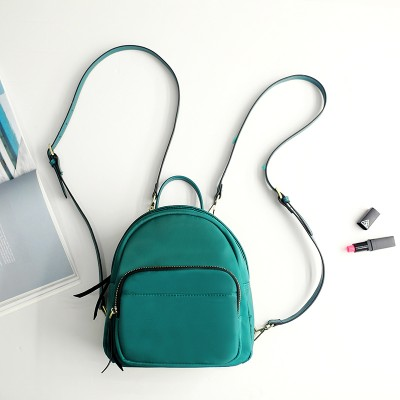 Women Cute School Bags Mini Backpack 2019 Fashion Waterproof Small Backpack For Teenagers Girls Leisure Travel Bag