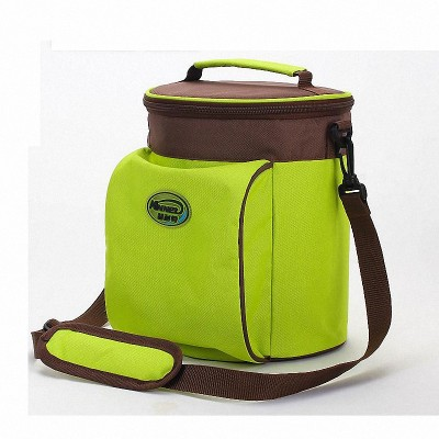 Insulated Tote Lunch Bag Picnic Box Waterproof nylon Cooler Thermal Food Drinks Handbag lunchbox For Adults Kids LI-1153