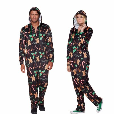 Adult Baby ABDL/DDLG Clothes Mens Womenns unisex onesie pajamas Christmas Bodysuit