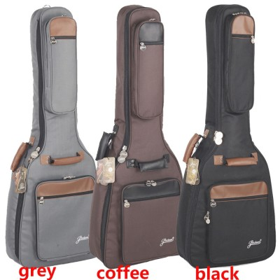 39 41 inch Higher Quality Faster Delivery  concise easy waterproof shockproof thicken folk acoustic guitar bags backpacks