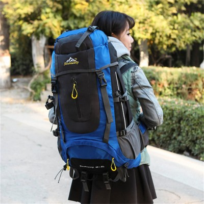 lightweight hiking backpack best day hiking backpack 70L Waterproof camping hiking Climbing Waterproof Mountaineering Backpack Outdoor Travel Bags Hiking Backpack 5 Colors waterproof hiking backpack