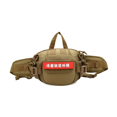 Tactics Waist Packs Hip Pack Men Waterproof Waist Bag Fanny Pack Belt Bag Bolsa Trekking Bum Bag Pochete Man Handbag