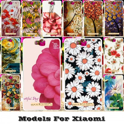 Silicone Plastic Covers Case For Xiaomi mi2s mi 2s/mi3/mi4 M4/Mi5 m5/Mi5s/Mi5s Plus/Mi Note Note Pro/Mi Max Phone Bag Case Cover