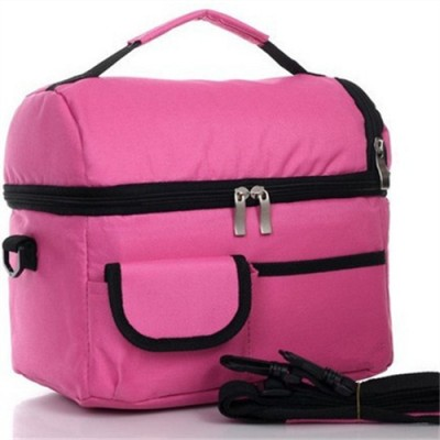 Insulated Food Storage Bags Lunch Cooler Picnic Containers School Camping Outdoor Dinner Ice Travel Shoulder Sports Holiday Box