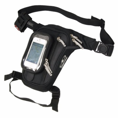 High Qualtiy Waterproof Oxford Men Drop Leg Bag Motorcycle Ride Male Riding CellMobile Phone Belt Hip Bum Fanny Waist Pack