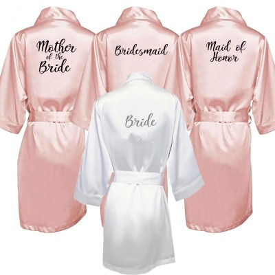 Bridesmaid Robes Navy Robes Personalized Bridesmaid Robes Wedding Gifts Maid of Honor Bridesmaid Bridesmaid Gifts Bride Robe