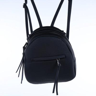2016 Girls Preppy Style Mini Backpack Solid Matte Vintage Satchel for Teenage Girl Trendy School Bag Satchel Rivet Decor