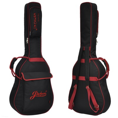 36 39 41 inch Folk guitar package Acoustic Guitar Double Straps Padded Guitar Soft Case Gig Bag Backpack Hot Selling