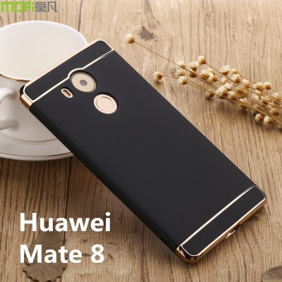 "Huawei mate 8 case cover accessories MOFi original huawei Ascend mate 8 back case capa coque funda luxury pure mate8 case 6.0"" Phone Cases For huawei"