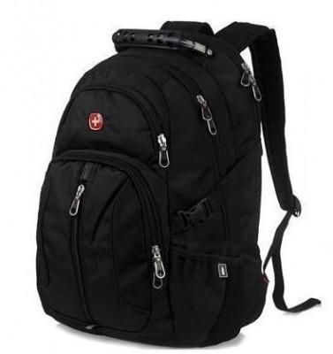 Fashion swiss gear backpack man bag travel backpack black student school bag male 14 laptop backpack bag bagpack bolsos rugtas