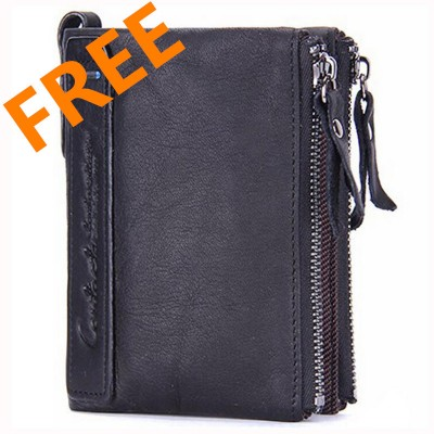 men wallets dollar price purse Genuine leather wallet card holder luxury designer clutch business mini wallet high quality