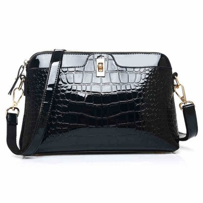 Fashion women's bag Ladies luxury Patent Leather crossbody Shoulder Bags Women Messenger Bags bolsa feminina sac  women's bags