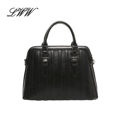 Designer Stylish Shell Vintage PU Leather Bags Women Shoulder Bags Handbags Women Famous Brands Hard Solid Thread Crossbody Bag