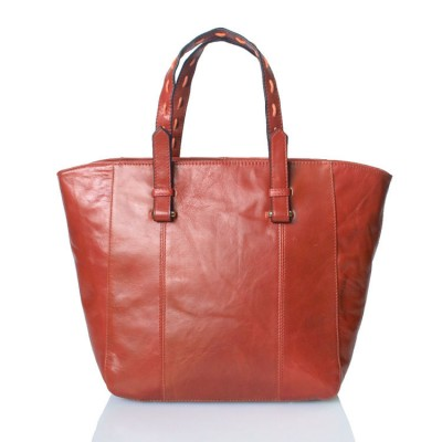 High Quality Handmade Vintage Women Single One Shoulder Bag Brand Design Genuine Leather Ladies Large Tote Bags Handbag