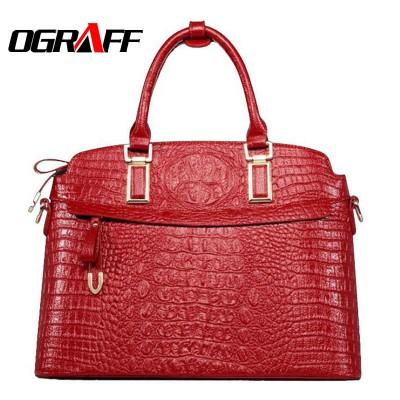 OGRAFF 2019 women messenger bags dollar price famous designer brands luxury women leather handbags high quality crossbody bags