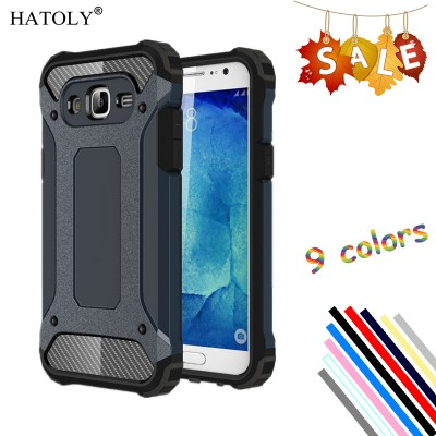 For Cover Samsung Galaxy J5 Case Silicone Rubber Armor Phone Case For Samsung Galaxy J5 Cover For Samsung J5 2015