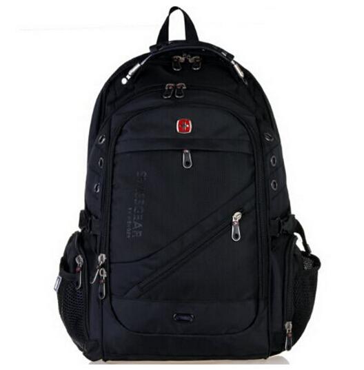 15/'/' Fashion Casual Swissgear Outdoor Travel Hiking Backpack Laptop Bag Rucksack