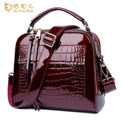 2017 New Women Messenger Bags Genuine Leather Handbags Ladies Fashion Shoulder Bags Bolsas PT598