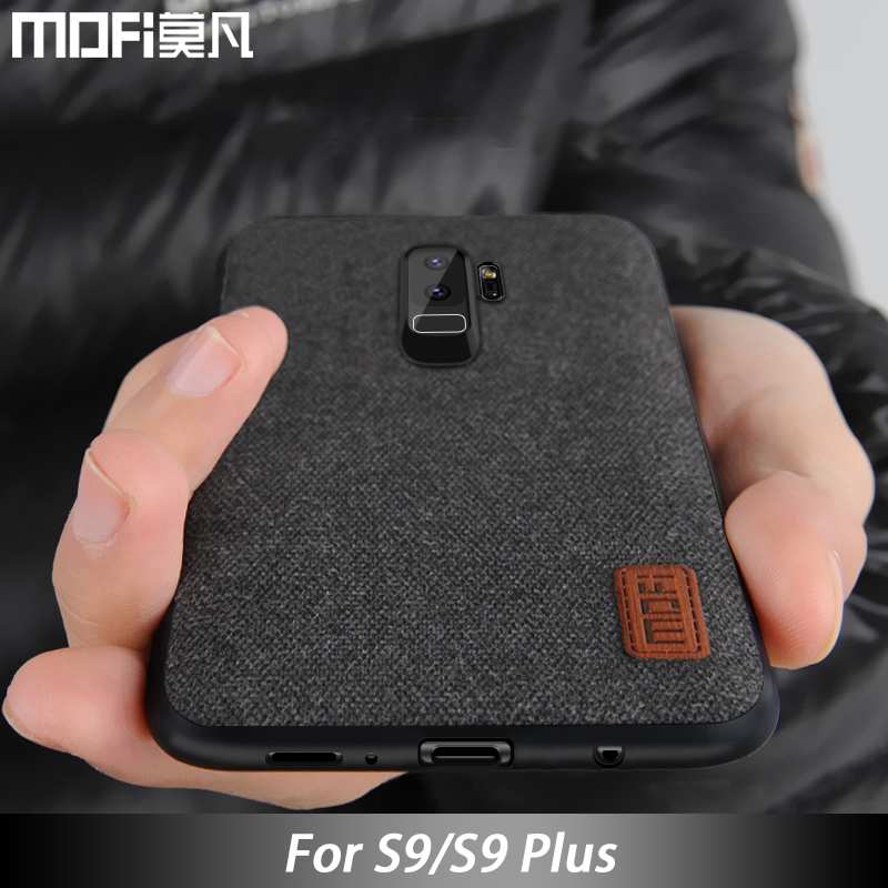 Samsung Galaxy S9 Case Cover Shockproof Men Business Back Cover for Samsung Galaxy S9 Plus Case capa Galaxy S9 Plus Phone Case