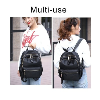 Fashion Backpack Women Leisure Back Pack Korean Ladies Knapsack Casual Travel Bags for School Teenage Girls Bagpack