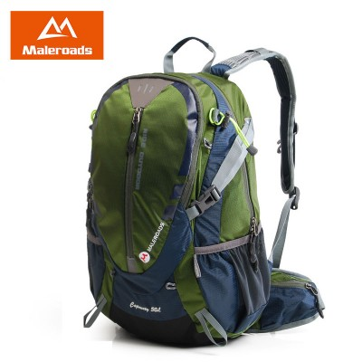 Maleroads Designer Brand 30L Waterproof Nylon Bicycle Backpack Women&Men Backpack Bags Rucksack Backpacks mochila masculina 2019