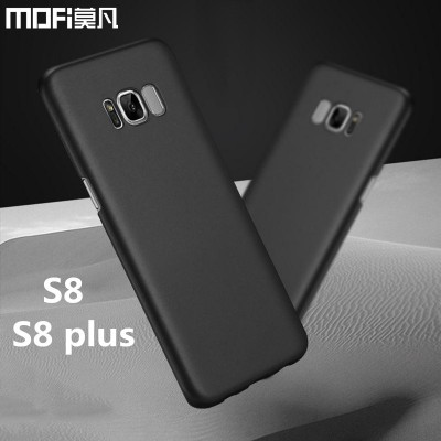 Phone Cases For Samsung For Samsung S8 case cover for samsung galaxy S8 plus case hard PC back cover for s8 + capa coque funda accessories black blue
