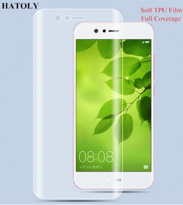 TPU Film for Huawei Nova Plus 3D Full Coverage Soft Screen Protector Film for Huawei Nova Plus TPU Film Not Glass