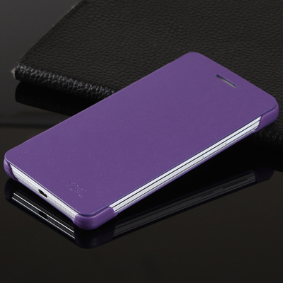 Meizu M2 Mini Case Cover, ultra thin flip leather + pc hybrid Case Cover FOR Meizu M2 Mini With 12 colors  Phone Cases For meizu