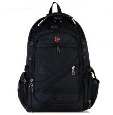 9e96b7b7d3ae New 2019 Quality waterproof oxford swissgear Backpack Men 15 inch Laptop bag  sac a dos men