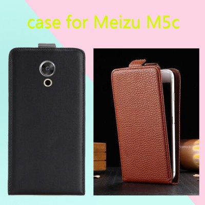 Phone case for Meizu M5c Cases Cover Mobile Phone Bag Flip Up and Down Case for  Huawei Honor 6A Y6 2017 for LG X venture
