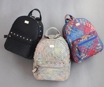 Korean fashion brand 2019 new backpack joker mini backpack