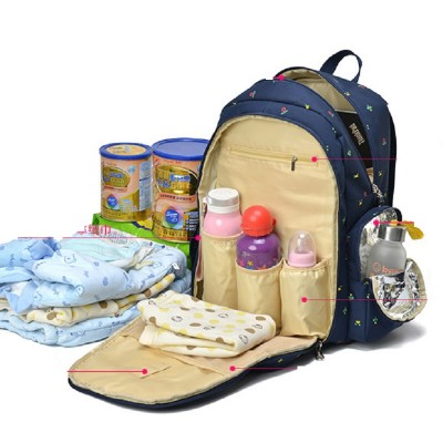 7 Colors 2017 Functional Maternity Backpack Baby Diaper Bags Nappy Changing Bags For Travel Mother Mummy With Big Capacity