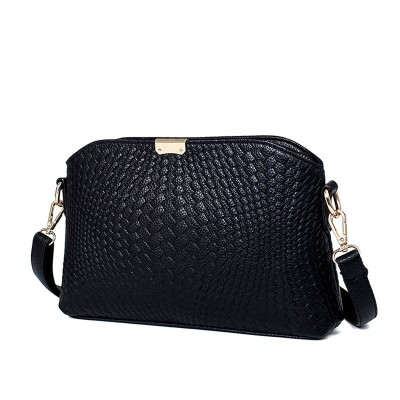 LOVAKIA Knitting Women Messenger Bags Fashion Shell Female Bag Women Leather Bag Crossbody Women Bag Ladies Wallet Shoulder