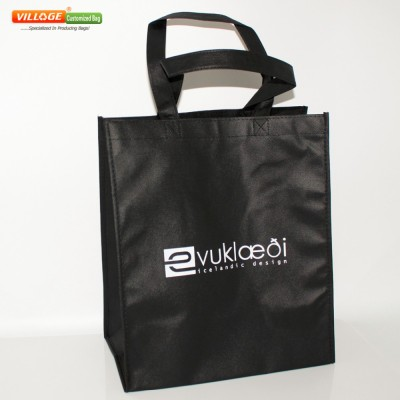 100PCS Free Custom Shopping Bags With Logo Online